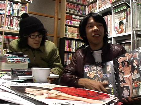 『童貞。をプロデュース』2007年(構成・編集:松江哲明)
