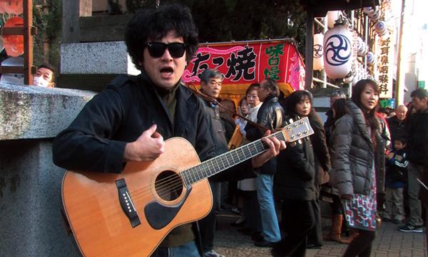 『ライブテープ』2009年(監督:松江哲明)
