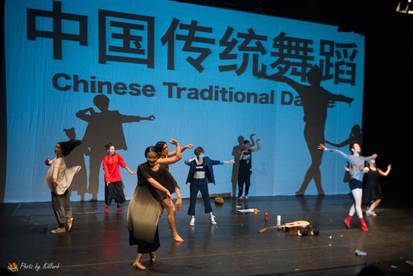 『Attack On Dance.CN』(北京公演)2016年9月 © Killarb
