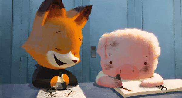 短編アニメーション映画『ダム・キーパー』はロバート・コンドウと堤大介の初監督作品であり、トンコハウスのデビュー作。
