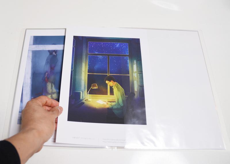 イラスト業界のホンネ ポートフォリオの作り方中編 20枚のイラストで